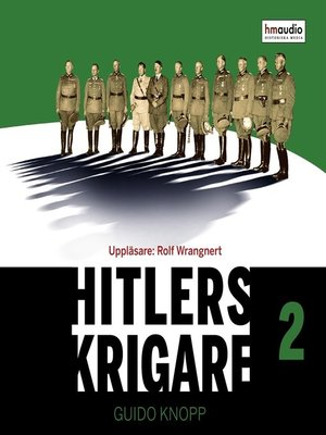 cover image of Hitlers krigare, del 2
