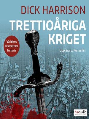 cover image of Trettioåriga kriget