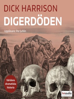 cover image of Digerdöden