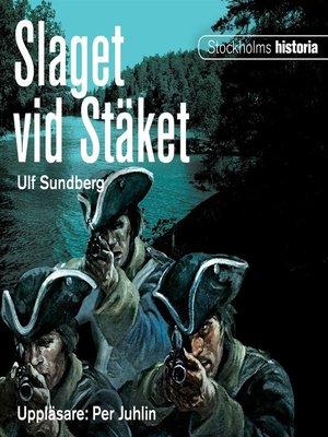 cover image of Slaget vid Stäket