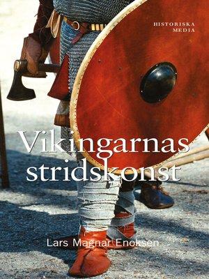 cover image of Vikingarnas stridskonst