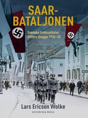 cover image of Saarbataljonen