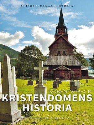 cover image of Kristendomens historia