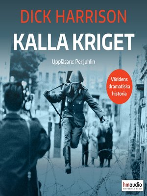 cover image of Kalla kriget
