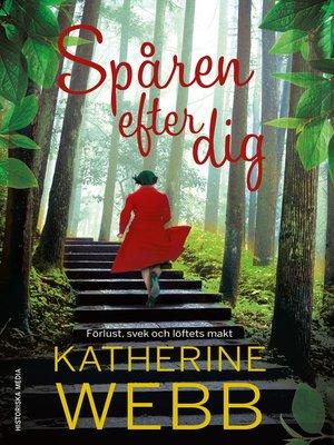 cover image of Spåren efter dig