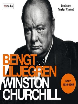 cover image of Winston Churchill, del 2