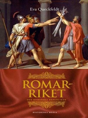 cover image of Romarriket