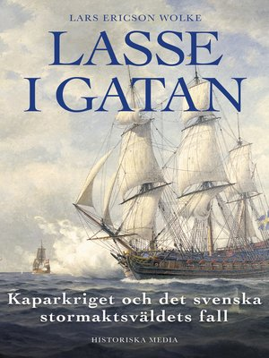 cover image of Lasse i gatan