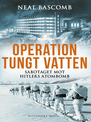 cover image of Operation tungt vatten