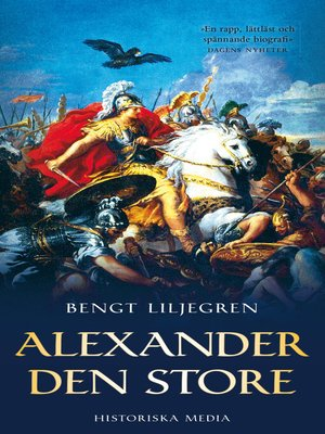 cover image of Alexander den store