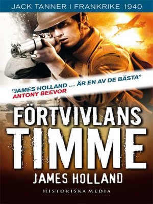 cover image of Förtvivlans timme