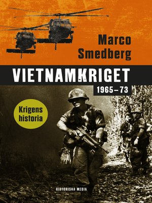 cover image of Vietnamkriget. 1965-73