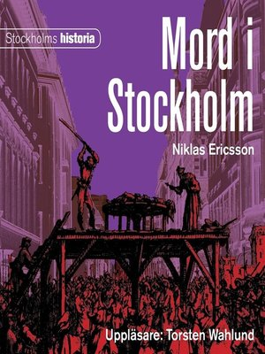 cover image of Mord i Stockholm