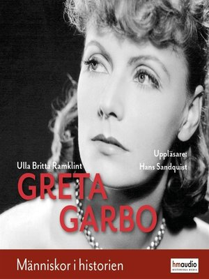cover image of Greta Garbo