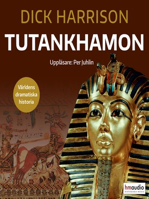 cover image of Tutankhamon
