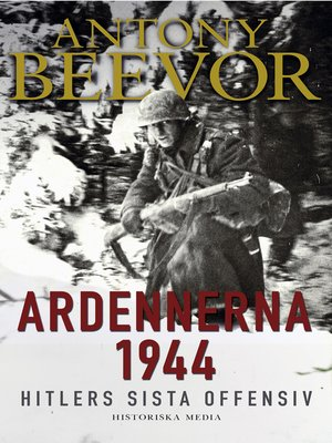 cover image of Ardennerna 1944