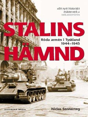 cover image of Stalins hämnd