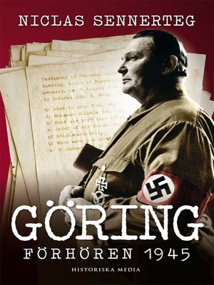 cover image of Göring