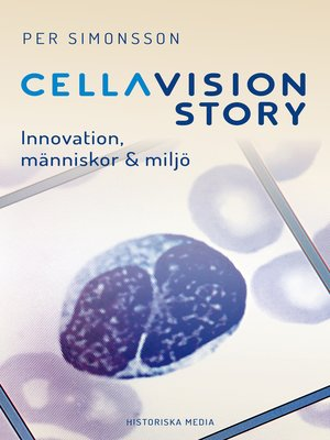 cover image of CellaVision Story