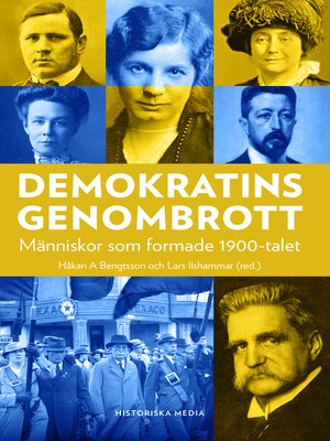 cover image of Demokratins genombrott