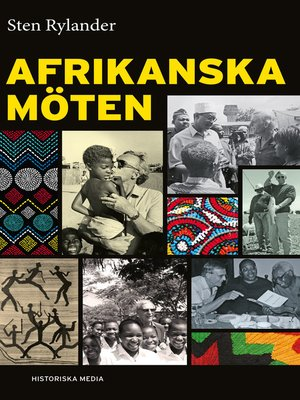 cover image of Afrikanska möten