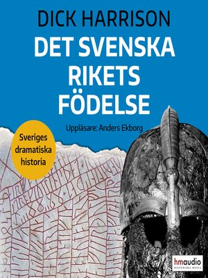 cover image of Det svenska rikets födelse