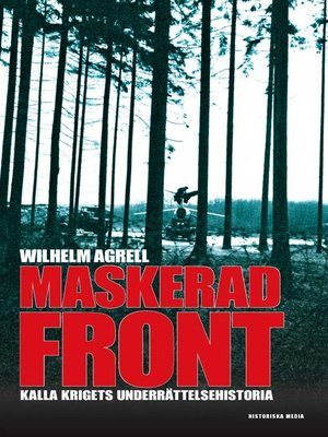 cover image of Maskerad front