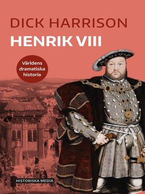 cover image of Henrik VIII