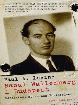 cover image of Raoul Wallenberg i Budapest