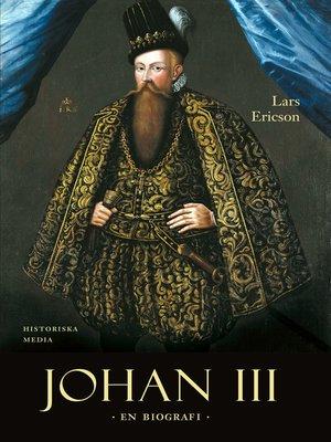 cover image of Johan III
