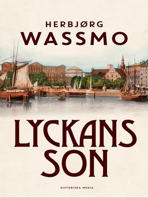 cover image of Lyckans son