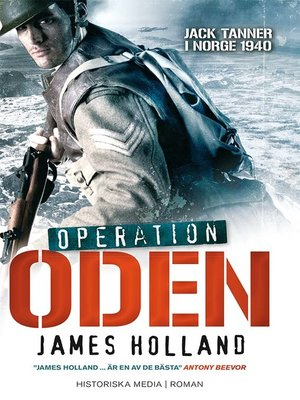 cover image of Operation Oden: Jack Tanner i Norge 1940