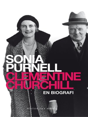 cover image of Clementine Churchill