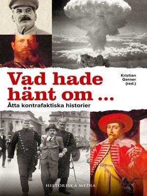 cover image of Vad hade hänt om-