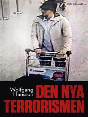 cover image of Den nya terrorismen