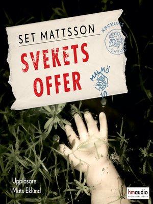 cover image of Svekets offer