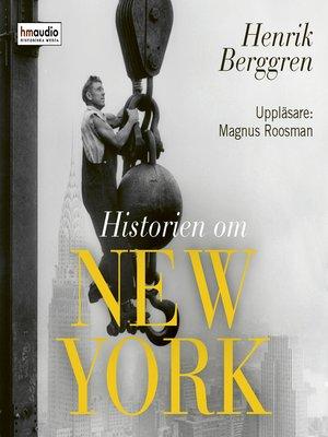 cover image of Historien om New York