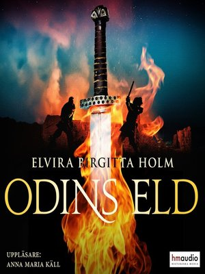 cover image of Odins eld