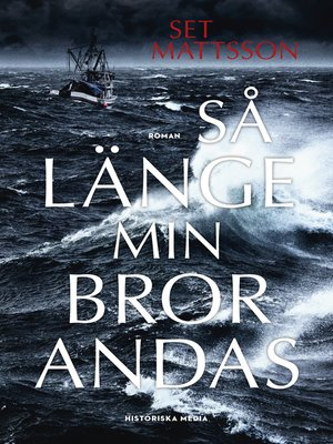 cover image of Så länge min bror andas