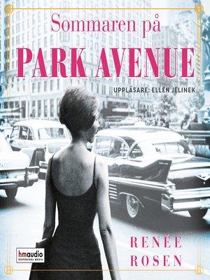 cover image of Sommaren på Park Avenue