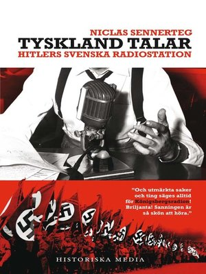 cover image of Tyskland talar