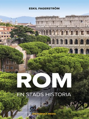 cover image of Rom. En stads historia