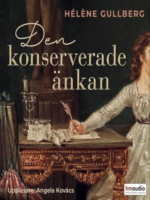 cover image of Den konserverade änkan