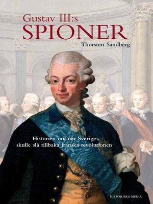 cover image of Gustav III