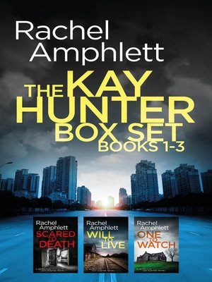 cover image of The Kay Hunter Box Set Books 1-3