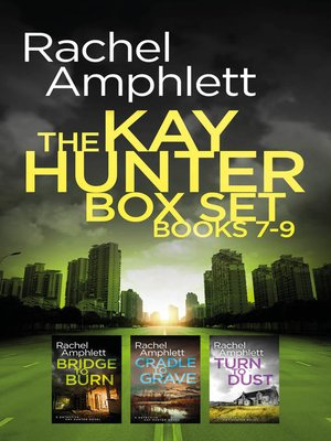 cover image of The Kay Hunter Box Set Books 7-9