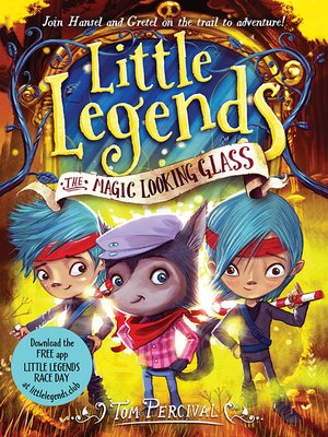 cover image of The Magic Looking Glass