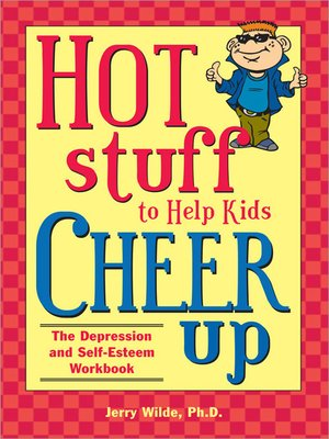 cover image of Hot Stuff to Help Kids Cheer Up