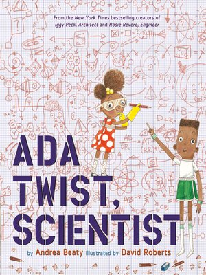 cover image of Ada Twist, Scientist