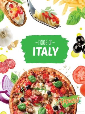 cover image of Foods of Italy